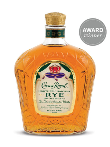Crown Royal Northern Harvest Rye 750ml