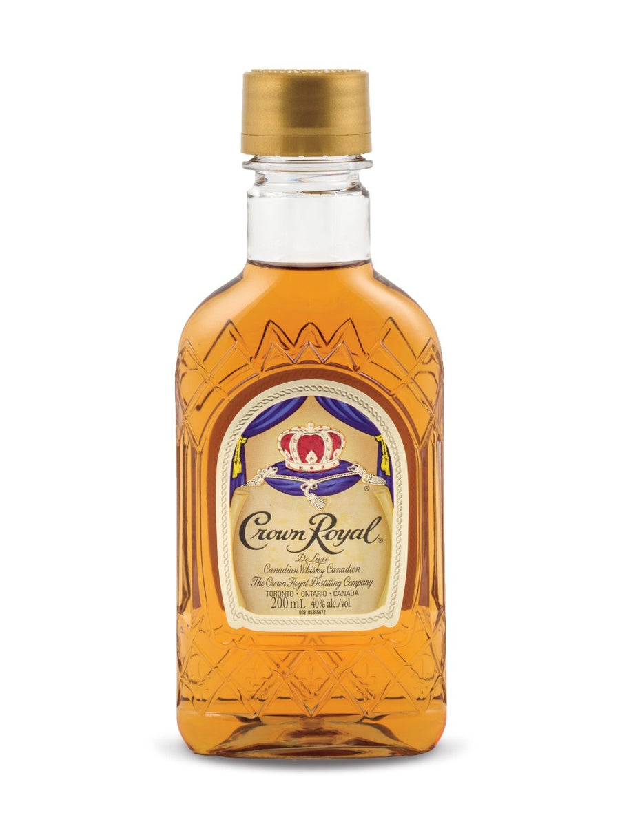 Crown Royal Whisky (PET) 200ml