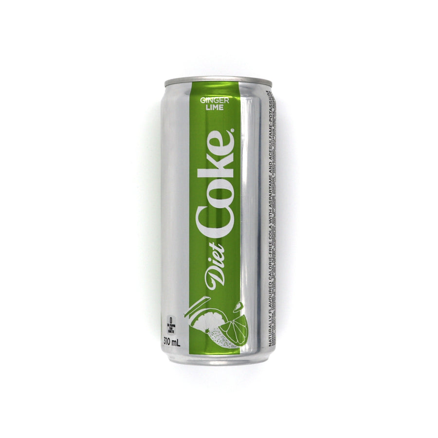 Diet Coke Ginger Lime