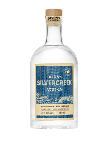 Dixon's Silvercreek Vodka 750ml