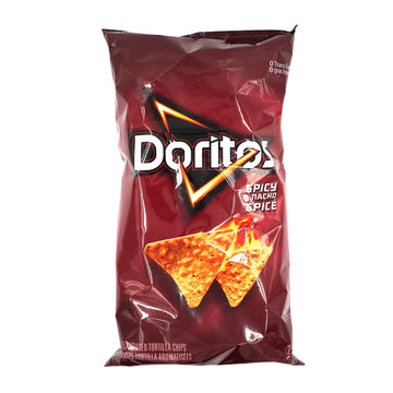 Doritos Spicy Nacho 255g