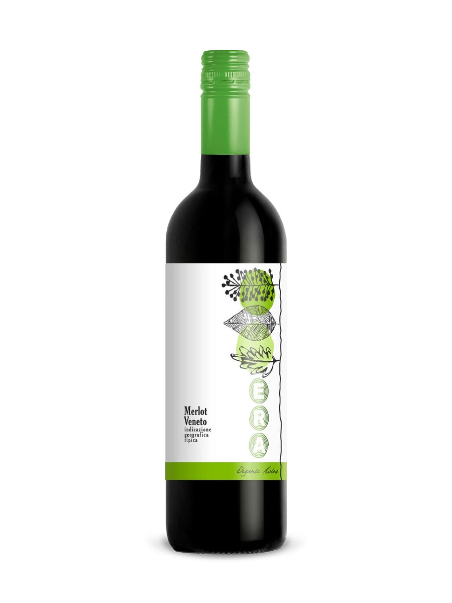 Era Merlot Organic IGT 750ml