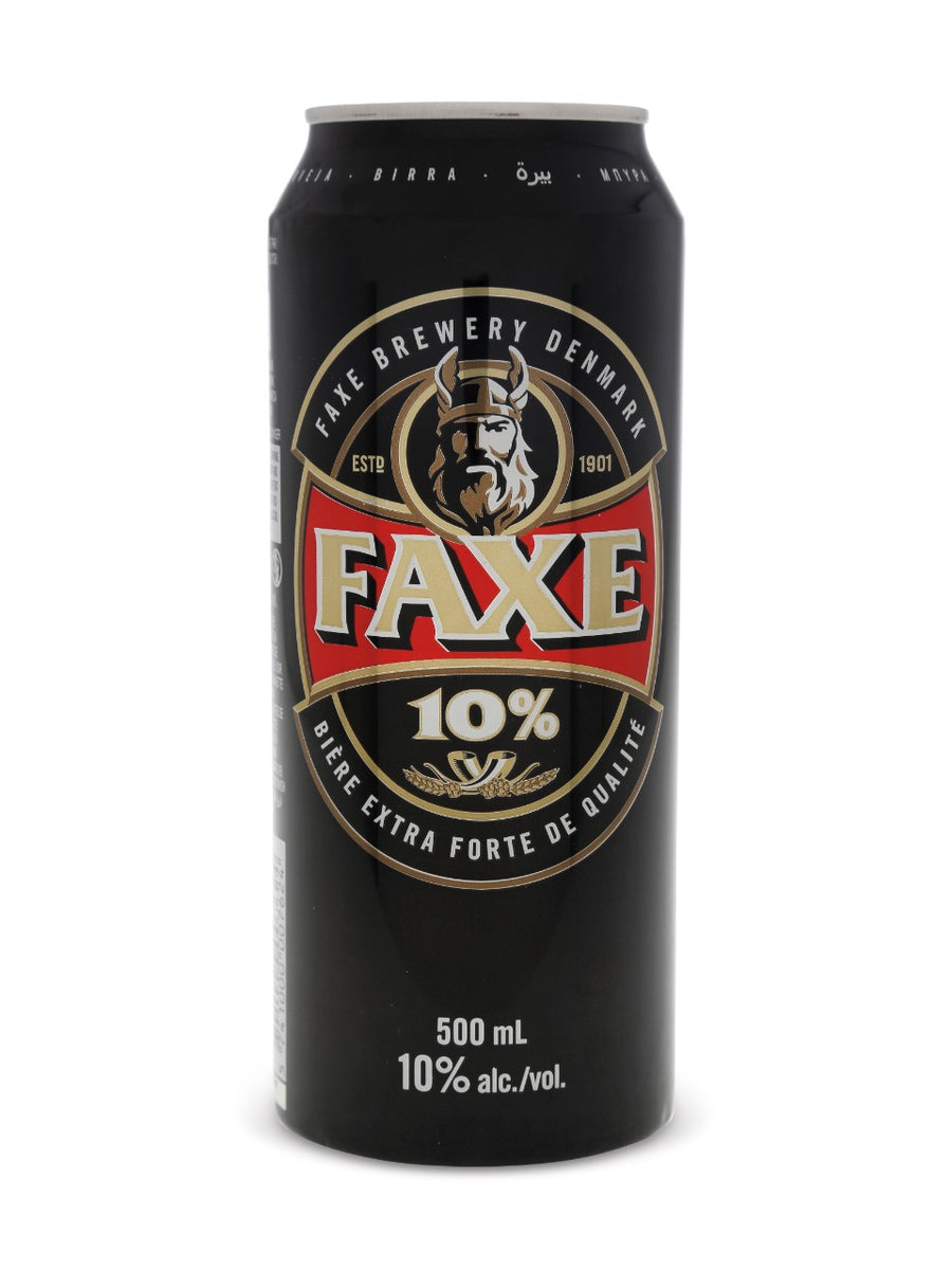 Faxe 10% Extra Strong 500ml
