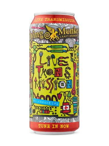 Flying Monkeys Live Transmission 473ml