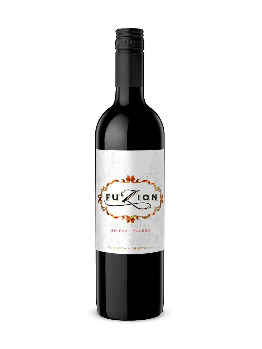 Fuzion Shiraz Malbec 750ml