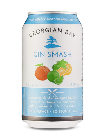 Georgian Bay Gin Smash 6x355ml