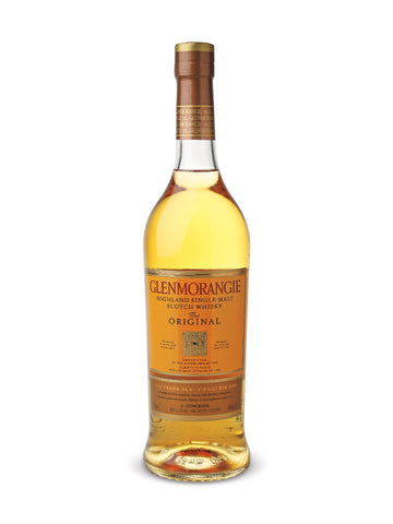 Glenmorangie Original Highland Single Malt Scotch Whisky 750ml