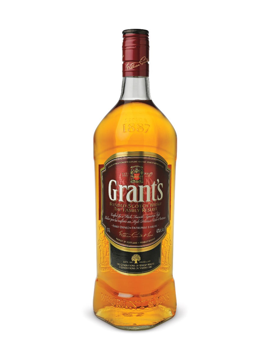 Grant's Family Reserve Scotch Whisky 1140ml