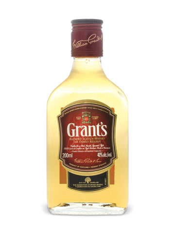 Grant's Family Reserve Scotch Whisky 200ml