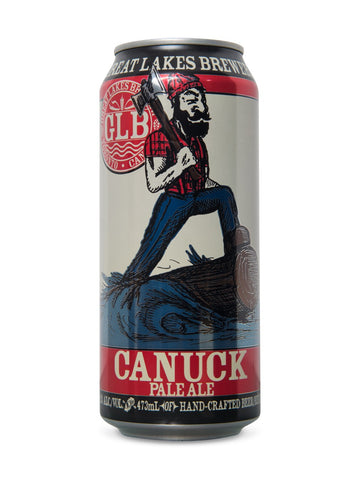 Great Lakes Brewery Canuck Pale Ale 473ml