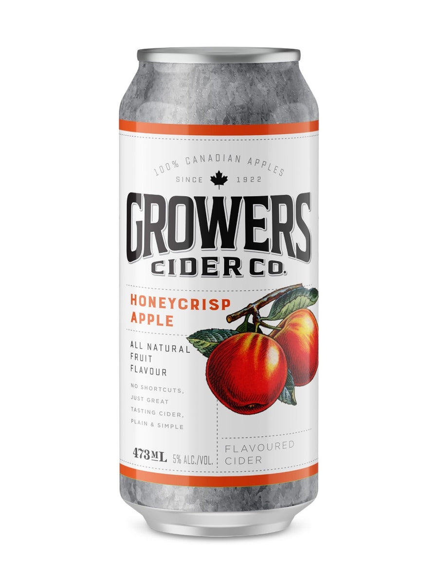 Growers Honeycrisp Apple 473ml