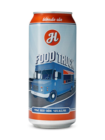 Henderson's Food Truck Beer 473ml