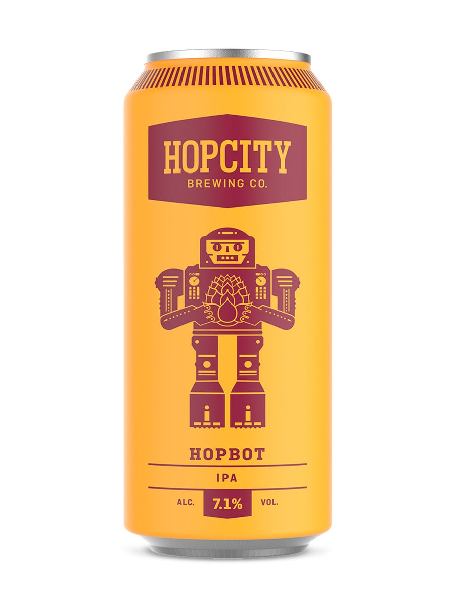 Hop City Hopbot IPA 473ml