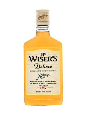 J.P. Wiser's Deluxe Whisky 375ml