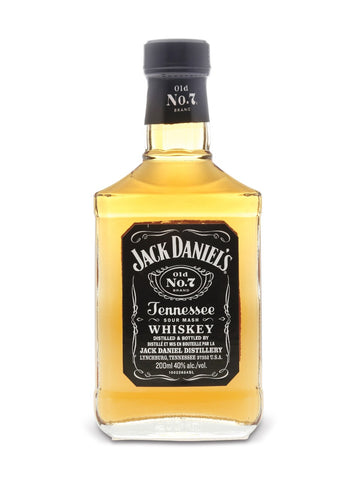 Jack Daniel's Tennessee Whiskey 200ml