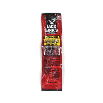 Jack Link's Teriyaki Beef Steak Sticks 28g