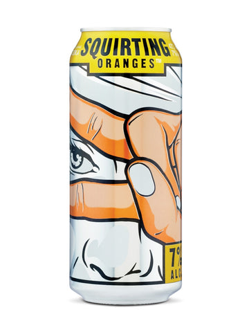 Jaw Drop Squirting Oranges 473ml
