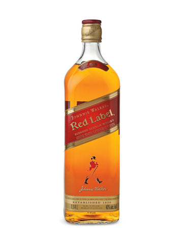 Johnnie Walker Red Label Scotch Whisky 1140ml