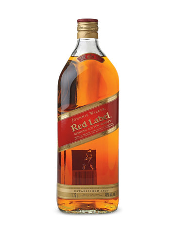 Johnnie Walker Red Label Scotch Whisky 1750ml