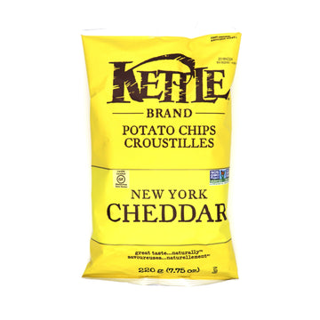 Kettle New York Cheddar 220g