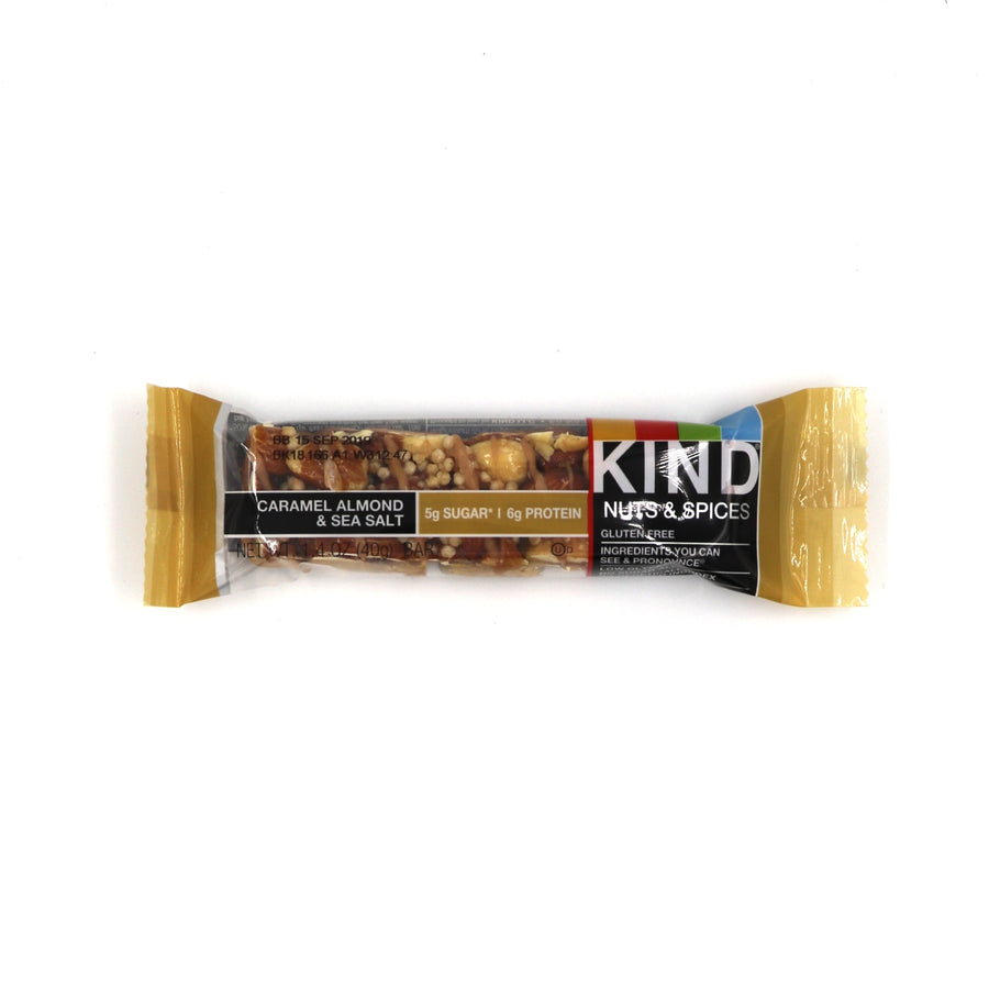 Kind bar caramel almond & sea salt 40g