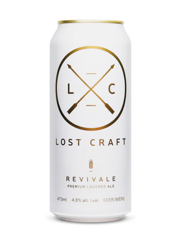Lost Craft Revivale 473ml
