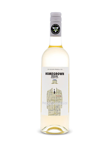 Megalomaniac Homegrown Riesling VQA 750ml