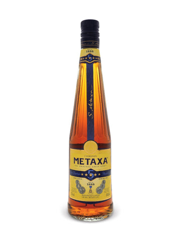 Metaxa Five Star Brandy 750ml