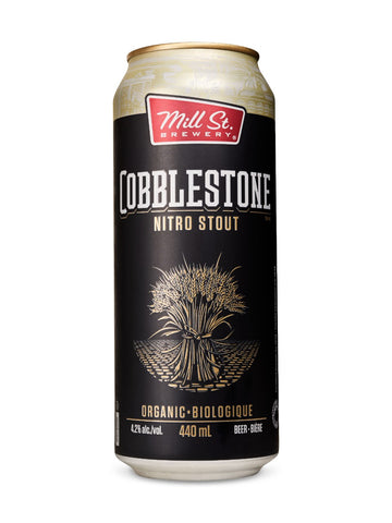 Mill Street Cobblestone Stout 440ml
