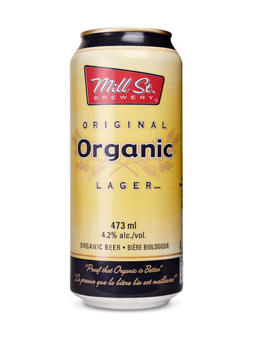 Mill Street Original Organic Lager 473ml