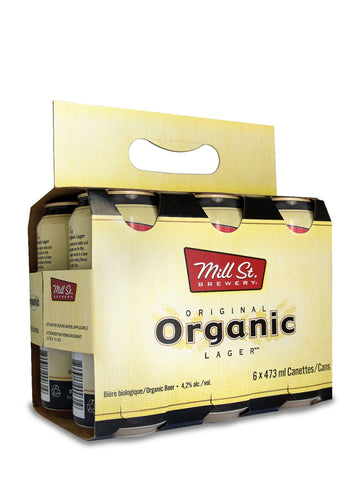Mill Street Original Organic Lager 6x473ml