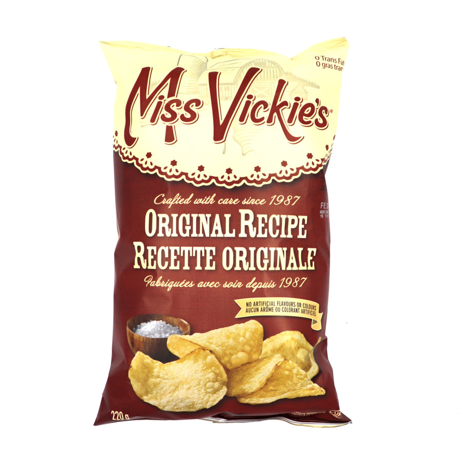 Miss Vickie's Original Recipe 220g