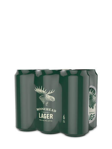 Moosehead Lager 6x473ml