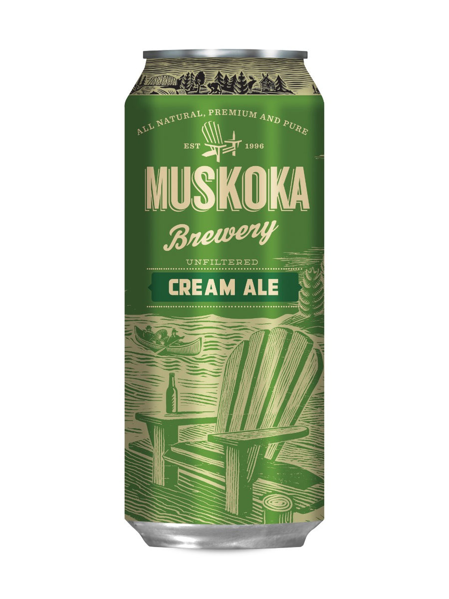 Muskoka Cream Ale 473ml
