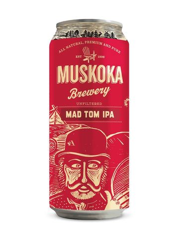 Muskoka Mad Tom IPA 473ml