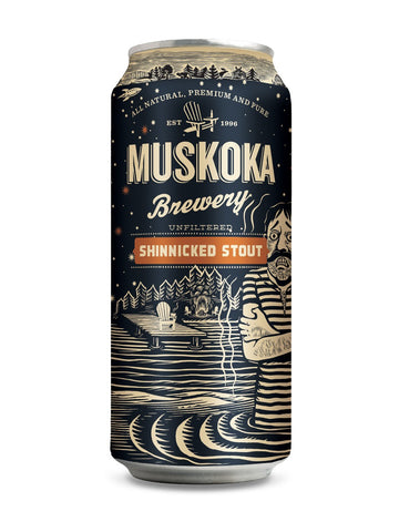 Muskoka Shinnicked Stout 473ml