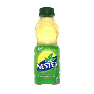 Nestea Lemon Green Tea 500ml