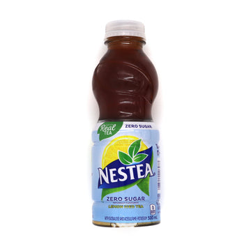 Nestea Zero Sugar Lemon Iced Tea 500ml