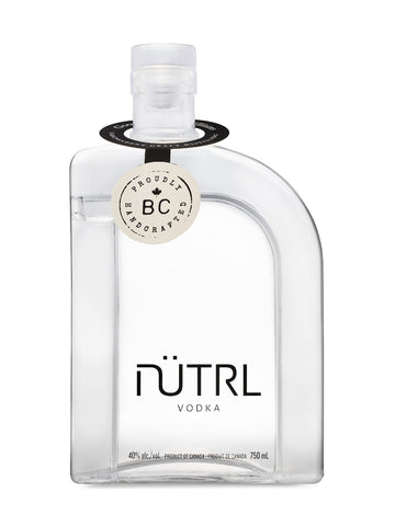 Nutrl Vodka 750ml