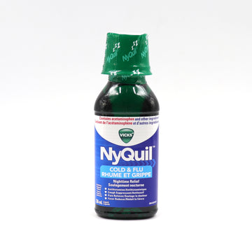 NyQuil Cold & Flu 236ml