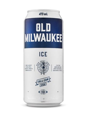 Old Milwaukee Ice 6x473ml