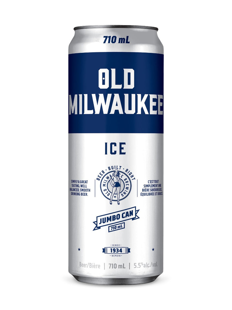 Old Milwaukee Ice 710ml