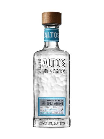 Olmeca Altos Plata 750ml