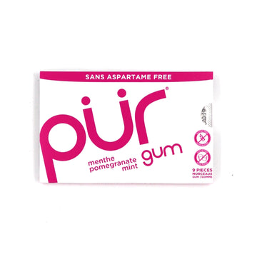 Pur Pomegranate Mint