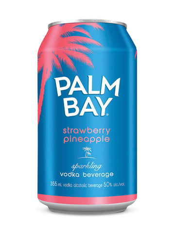 Palm Bay Strawberry Pineapple 6x355ml