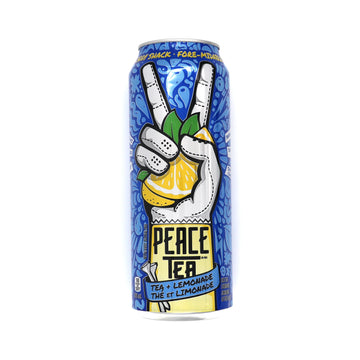Peace Tea Tea + Lemonade