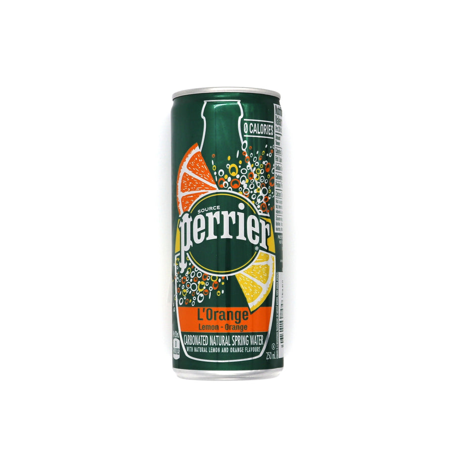 Perrier Orange 250ml