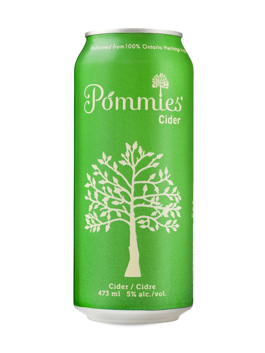 Pommies Cider 473ml