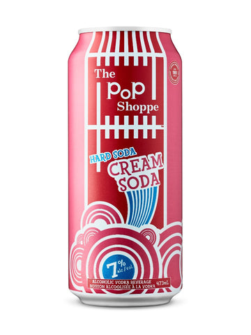 Pop Shoppe Hard Cream Soda 473ml