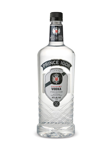 Prince Igor Extreme Vodka (PET) 1140ml